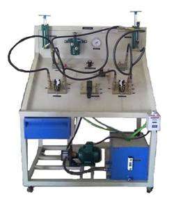 Hydraulic and Pneumatic Trainer