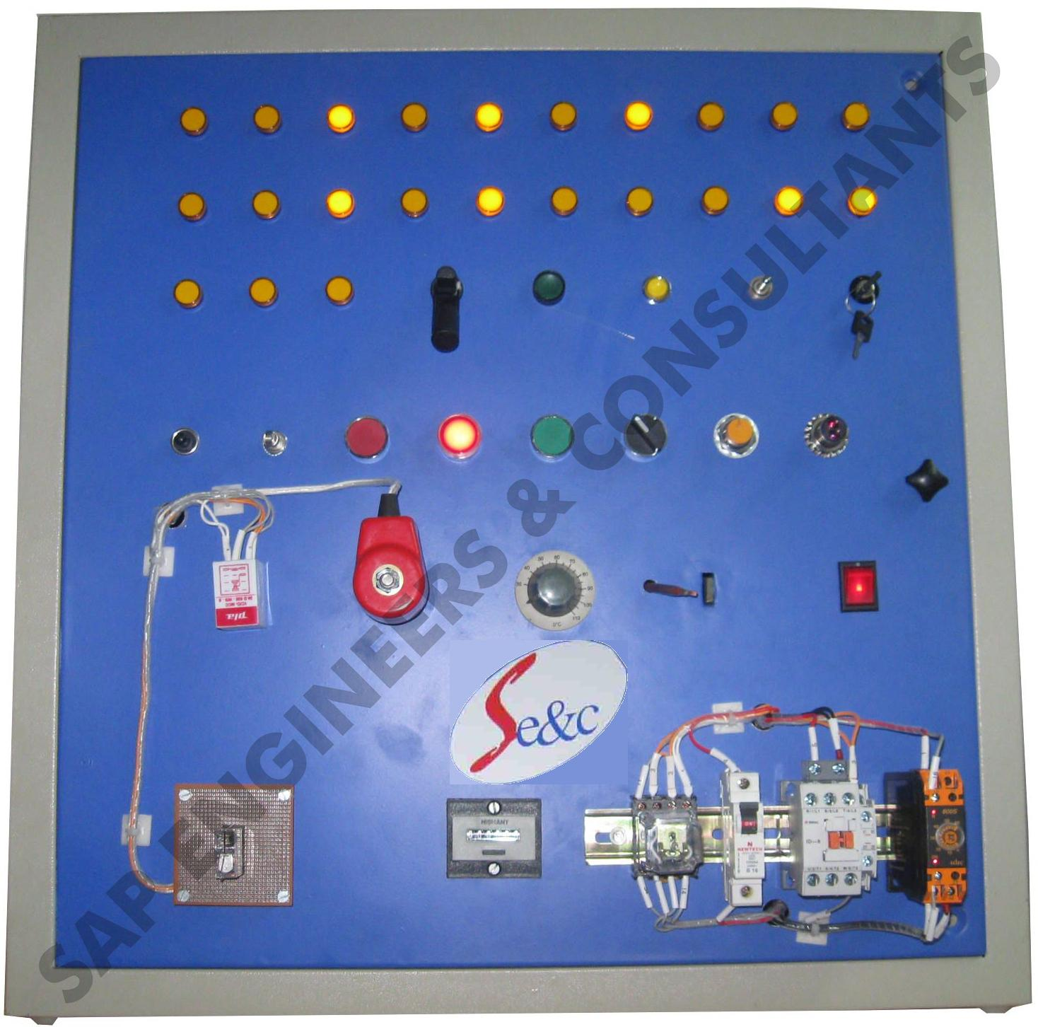 Switches & Relays Trainer
